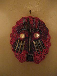 Mask , Máscara.