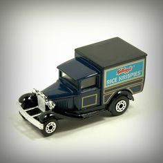 Vintage 1979 Matchbox Kelloggs Cereal Delivery Truck