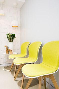 Details of BoConcept pieces used by studiogreener in this waiting room.