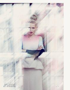 Model: Alys Hale  Magazine: Volt Café  Shoot: Rokas Darulis