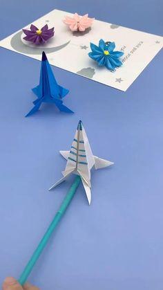 Boy Diy Crafts, Paper Crafts Origami, Diy Crafts Hacks, Diy Crafts For Gifts, Paper Crafts For Kids, Diy Crafts Videos, Diy Paper, Fun Crafts, Diy Videos