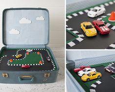 5 x koffer hacks voor kids. Kinderkamer - koffer - suitcase - DIY 5 x koffer hacks voor kids. Cool Diy, Clever Diy, Diy And Crafts, Crafts For Kids, Small World Play, Diy Toys, Craft Activities, Diy For Kids, Kids Playing