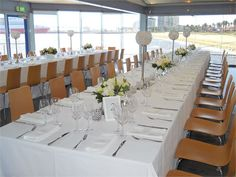 Port Melbourne Yacht Club Inspiration Gallery Wedding Venue Image