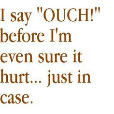 :) always