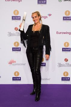Sarah Connor beim Echo 2016 in Berlin