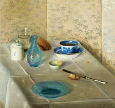 Jacques Emile Blanche - Still Life with Knife