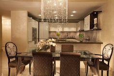 contemporary dining room by DKOR Interiors Inc.- Interior Designers Miami, FL houzz.com