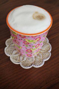 Teşvikiye - Home, morning latte