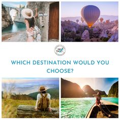 Travelling is, unfortunately, not an option these days. 😓  But who says one cannot imagine? ☁️  If you could be anywhere in the world right now, where would you choose to be? 😊 Volunteer Work, Volunteer Abroad, Work Travel, Stay The Night, Find A Job, Learning Spanish, Taxi, Ecuador, South America