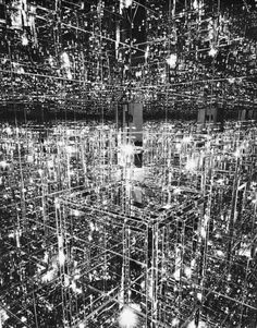 Lucas Samaras - mirror room 1966
