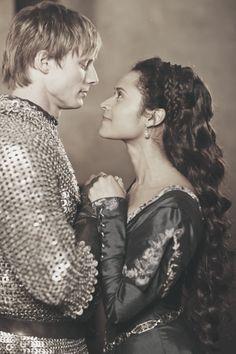 Arthur and Gwen :)