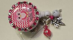Check out this item in my Etsy shop https://www.etsy.com/listing/260389654/nifty-bling-badge-reel-nurses-rock-with