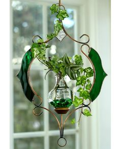 Handcrafted In Vermont By Vermont Nature Creations, These Hanging Water  Gardens Are An Elegant, Stylish And Care Free Way To Grou2026