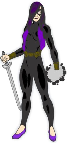 Possible Atlas costume design I did at marvel.com