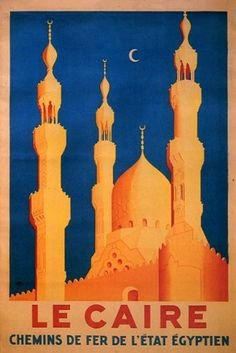 Travel the World From Home: Vintage Travel Posters