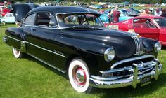 1949 Pontiac | 1949 Pontiac Streamliner Sedan Coupe - Q 446 LPP