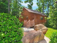All About Romance - 1 Bedroom Cabin