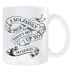 Solemnly Swear White Mug
