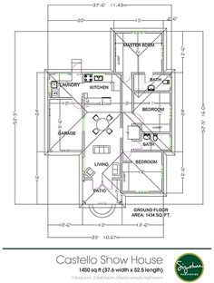 Choose from over 11 house plans!