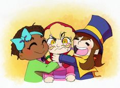 hat in time - Capricious… A Hat In Time, Girl With Hat, Headgear, Best Dad, Cartoon Network, Game Art, Bowser, Character Art, Video Games
