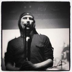 #rockphotography my concert photography: Laibach eilen, messiaanisessa valossa Vlad Dracula