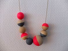 Necklace by Ilaria - nonsolofood.com