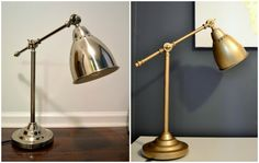 quick ikea lamp hack, electrical lighting, painting