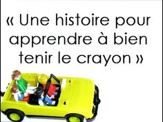 Une histoire pour apprendre à bien tenir le crayon. Whole Brain Teaching, Teaching Kids, Learning To Write, Early Learning, French Resources, Preschool Kindergarten, Teacher Hacks, Future Classroom, Fine Motor Skills