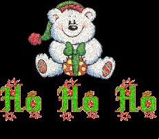 Ho Ho Ho bear