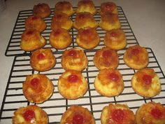 Rural Grace: Mini Pineapple Upside-Down Cakes