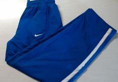 Mens Nike Jump Suit Pants Fitness Workout  Size Large Champ III #nike #Pants