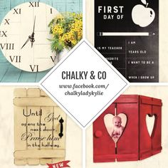 Chalky & CO DIY painting parties at home!