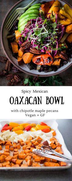 Oaxacan Bowl