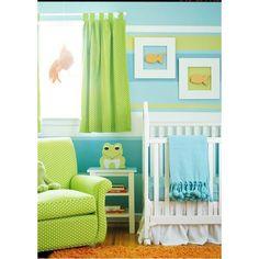 baby's frog room@Carol Clayton