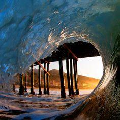 Malibu pier. #california #clarklittle #tb #Padgram
