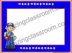 Free background for your interactive whiteboard lessons - just follow their blog!