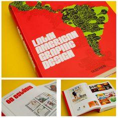 AGO 2008 Cliente: undefined / O livro Latin American Graphic Design da editora Taschen, que tem lançamento mundial no dia 17 de julho, traça um panorama da criação e do design na América Latina. São quase 200 nomes com o que há de melhor nas artes gráficas do México à Argentina. A 6D abre o livro com 4 páginas.