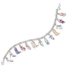 Ultimate Shoe Charm Bracelet $149.00