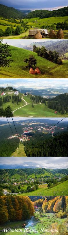 'In Romania, BRASOV is surrounded like a halo by the Carpathians, being in the middle of the country at the crossroads of the Eastern Carpathians and the Southern Carpathians. Thus, it is a special place for its beautiful views of the surrounding mountains, the fresh air, the cool summers and many other things waiting to be discovered.