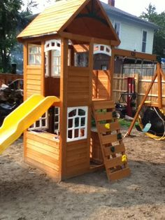 Kidkraft Hampton Playset Multi Colored In 2019 Products Outdoor