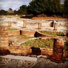 #Conimbriga #ruinas