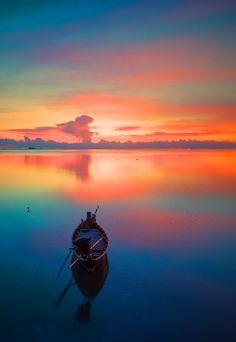 Wok Tum Bay of koh pha ngan island,Thailand.