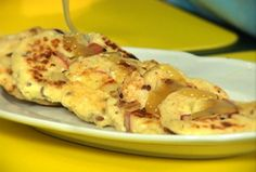 Buñuelos de ricotta Chile, Cauliflower, Shrimp, Meat, Vegetables, Food, Food Recipes, Sweet Treats, Cooking