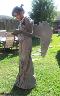 Weeping Angel - Halloween Costume Idea