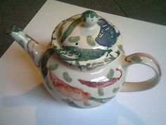 Vegetables 2 Cup Teapot 1986-1988 (Discontinued)
