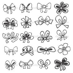 Find Set Black White Contours Ribbons Bows stock images in HD and millions of other royalty-free stock photos, illustrations and vectors in the Shutterstock collection.