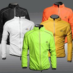 Tour de France Outdoor Sports Long Sleeve Cycling Wind Rain Coat Jacket Jersey #Unbranded #CyclingClothing