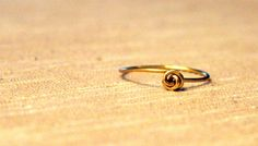 Wire Knot Ring tutorial