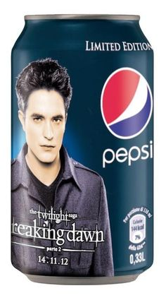 BDP2 Pepsi! I'd even reconsider drinking Pepsi to get a can of this!!
