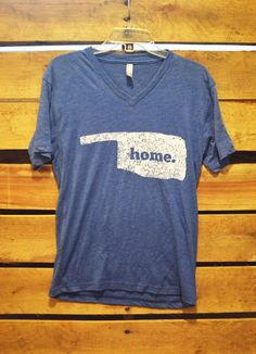 Oklahoma home shirt by derrickweber on Etsy, $25.00...WANT WANT WANT!! LOVE LOVE LOVE!!!!!!!!!